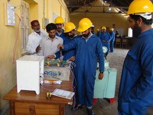 Benazir Bhutto Shaheed Youth Development Program - BBSYDP Training PIC 2