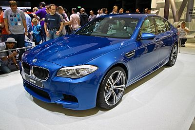 BMW 5 Series (F10) - Wikiwand