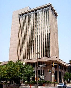 Bank of Oklahoma Plaza - Image: BO Kplaza 59