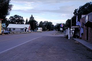 Capitan, New Mexico Village in New Mexico, United States
