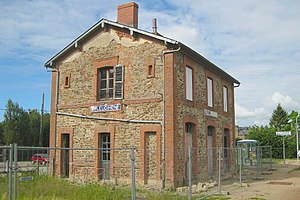 Pleudihen-sur-Rance - Train station