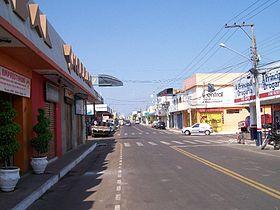 Centro comercial de Bacabal