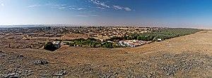 Bahariya Oasis - Image: Bahariya oasis