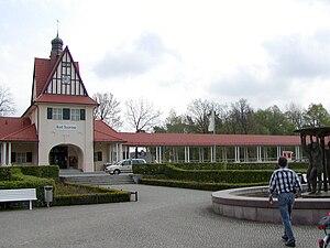 Bad Saarow - Railway station