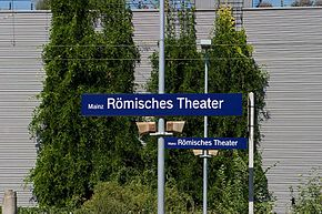 Mainz Römisches Theater