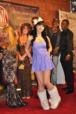Bailey Jay at AVN Awards 2011 1.jpg