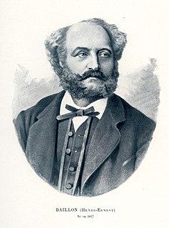 Henri Ernest Baillon French botanist