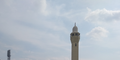 Baitul Mukarram Mosque Adhan Tower or Minar (12).png
