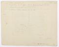 Baksida av kort, 1816 - Hallwylska museet - 102208.tif