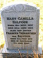 Balfour Gravestone at Kindrogan.JPG