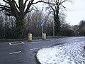 Ballinderry Road at Knockmore, Lisburn - geograph.org.uk - 1633647.jpg