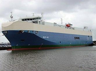 MV Baltic Ace - Baltic Ace
