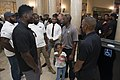 Baltimore Ravens Visit Arlington National Cemetery (35887147464).jpg