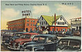 Bame Hotel and filling station, Carolina Beach, N. C. (5756045362).jpg