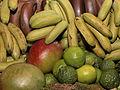 Bananes mangues citrons vert (Antilles)Cl J Weber.JPG02 (23047224704).jpg