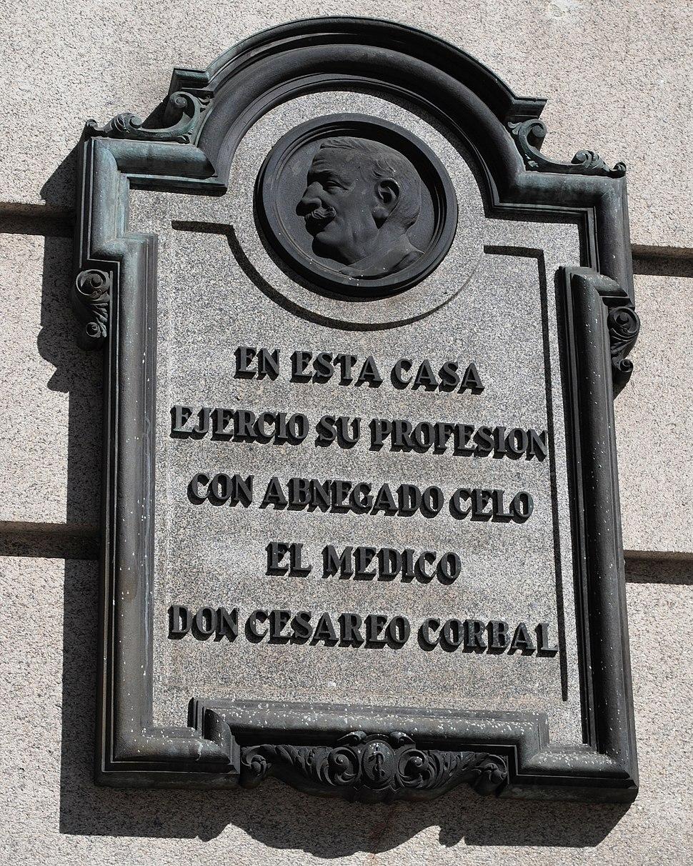 Banco Pastor, Cesáreo Corbal