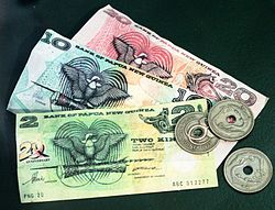 Banknotes and Coins of Papua New Guinea 2673.JPG