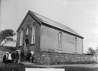 Baptist chapel, Tre-fin