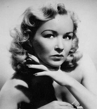 Barbara Knudson - Knudson in 1954