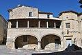 Barbentane, Maison des Chevaliers le 29-08-2010 001W.jpg