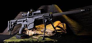 Barrett M98B - Barrett Model 98B