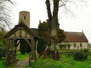 Barsham, Suffolk - Image: Barsham g 3