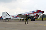 Barsov Aviation Museum, RA-2059G, Douglas DC-3 (21257126758).jpg