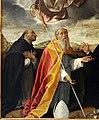 Bartolomeo cesi, madonna in gloria e santi, 1594-95 ca., da s. omobono, 02.jpg