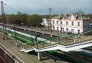 Станция барыбино схема