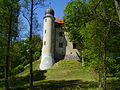 Baszta zamku Tuczno.JPG