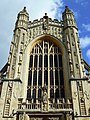 Bath Abbey, west elevation - geograph.org.uk - 717362.jpg