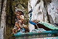 Batu Caves. Temple Cave. Upper part. Sri Valli Theivanai Subramaniyar Temple. 2019-12-01 11-10-01.jpg