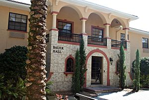 Southeastern University (Florida) - Bauer Hall