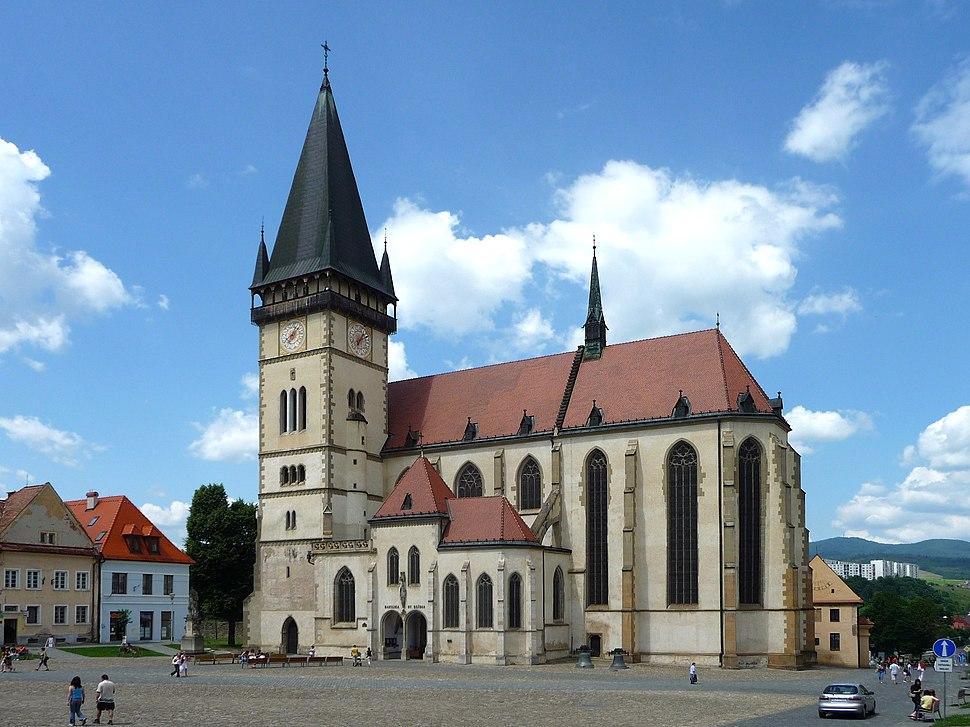 Bazilika sv. Jilj%C3%AD