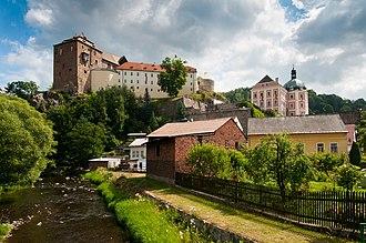 Bečov nad Teplou - Bečov Castle (formerly Petschau Castle)
