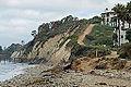 Beach and cliffside at the Bacara Resort - Sarah Stierch.jpg