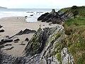 Beach at Cloghanecanuig - geograph.org.uk - 579248.jpg