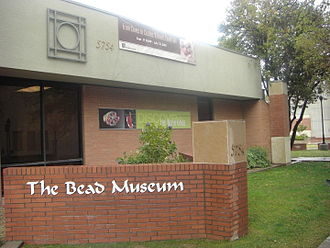 The Bead Museum - The Bead Museum in 2010