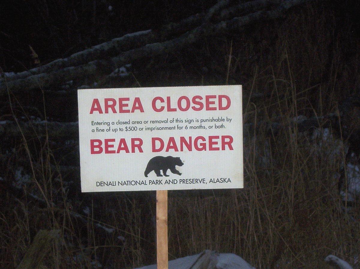 List Of Fatal Bear Attacks In North America Wikipedia
