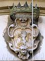 Beata Vergine Maria del Rosario, relief (Concadirame, Rovigo).jpg