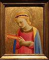 Beato angelico, angelo annnunciante e vergine annunciata, 1450-55 ca. 03.jpg