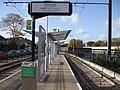 Beckenham Junction tramstop looking west.JPG