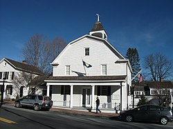 Bedford Village Historic District-1787 Court House Dec 10.jpg