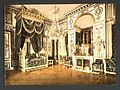 Bedroom of Napoleon I, Fontainebleau Palace, France-LCCN2001698129.jpg