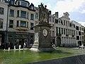 Belgique Gand Sint-Baafsplein Jan Frans Willems 27052015 - panoramio.jpg