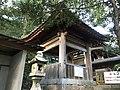 Bell tower of Sumiyoshi Shrine.jpg