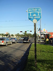 Texas State Highway Beltway 8 Wikipedia