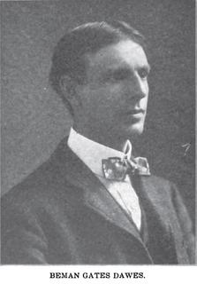 Beman Gates Dawes