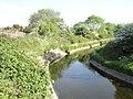 Bend in river at New Road Bridge - geograph.org.uk - 797096.jpg