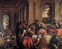 Benedetto Caliari - Last Supper - WGA03772.jpg